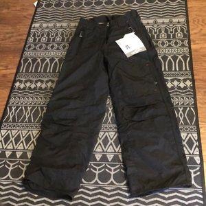 ⛷NWT Obermeyer ski ATC insulated black pants